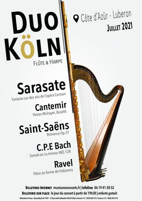Flute & Harp Concert
