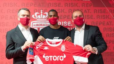 Photo of A Brilliant Champion's League Win for AS Monaco in a New Third Jersey