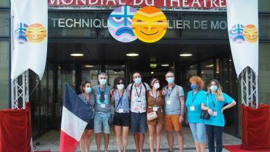 Photo of International Theatre Festival: the best amateur talents went on stage