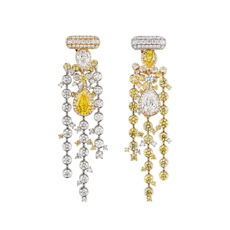 CHANEL Fine Jewelry Creation Studio: COLLECTION N°5