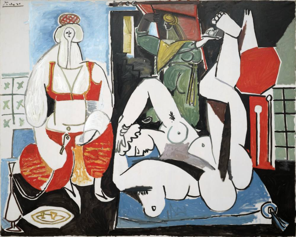 Ten masterpieces from the Nahmad collection at the Picasso Museum