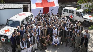 Photo of Monaco Red Cross Responds to Urgent Need to Help Injured Civilians Including Many Children in Afghanistan
