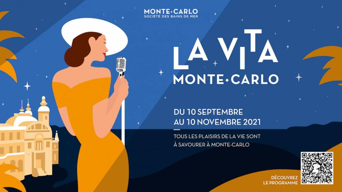 La Vita Monte-Carlo: performances by Stella Almondo, Irène Drésel and Élodie Frégé!
