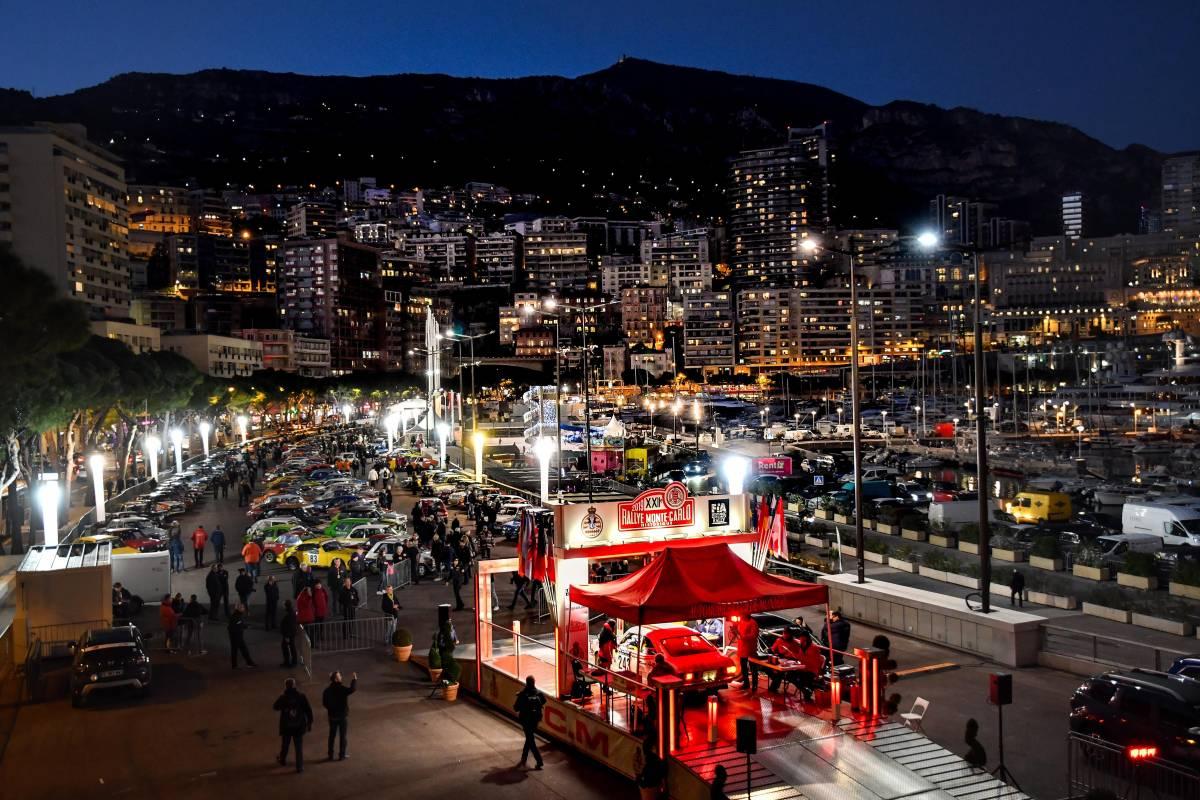 Rallye Monte-Carlo Historique 2022