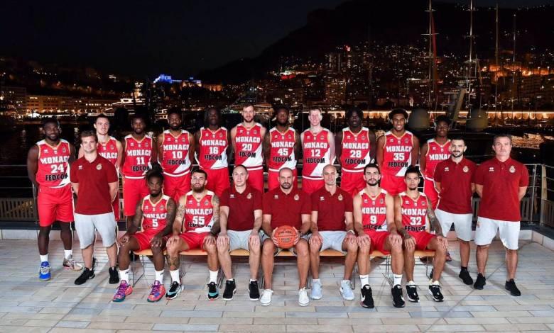 AS Monaco Basket announces a new sparkling Season