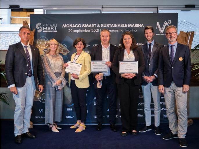 Monaco Smart & Sustainable Marina