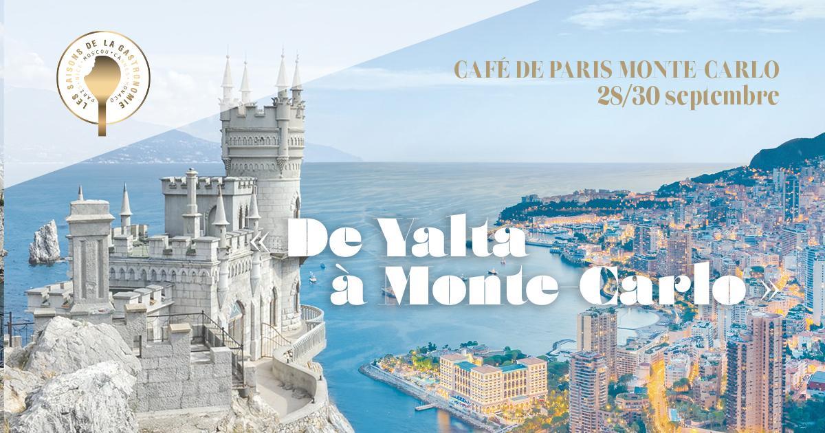 Seasons of Gastronomy in Monaco
