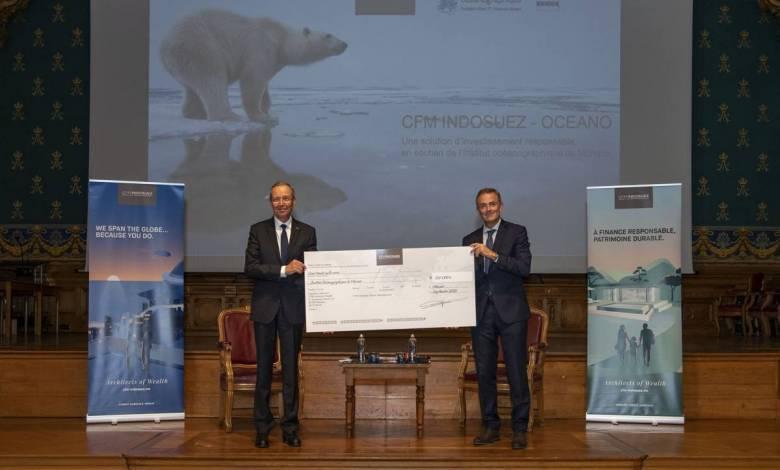CFM Indosuez and the Oceanographic Institute of Monaco