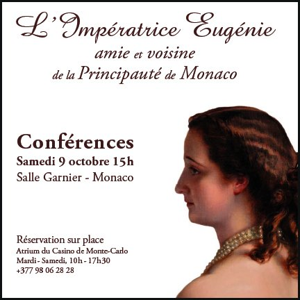 Conference: The Empress Eugenie