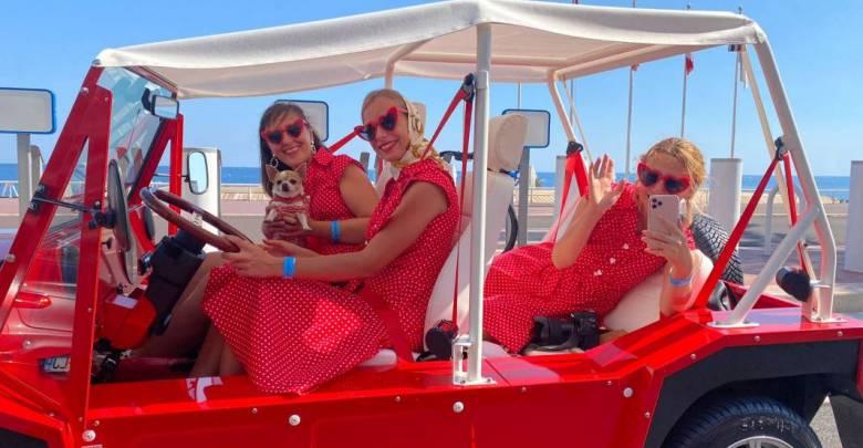 Ladies Rally of Vintage Cars
