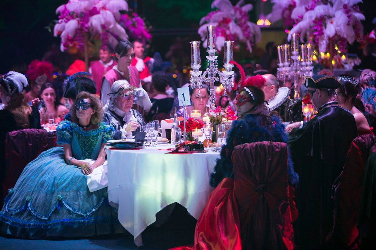 The Grand Masked Ball