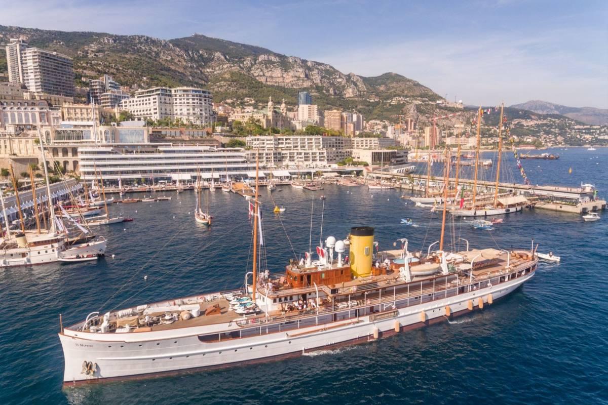 15th Monaco Classic Week – La Belle Classe