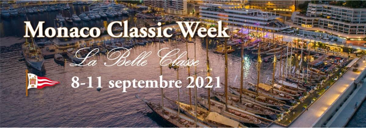 15th Monaco Classic Week: Art de Vivre sailing and motor