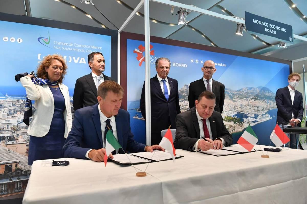 Monaco Business 2021
