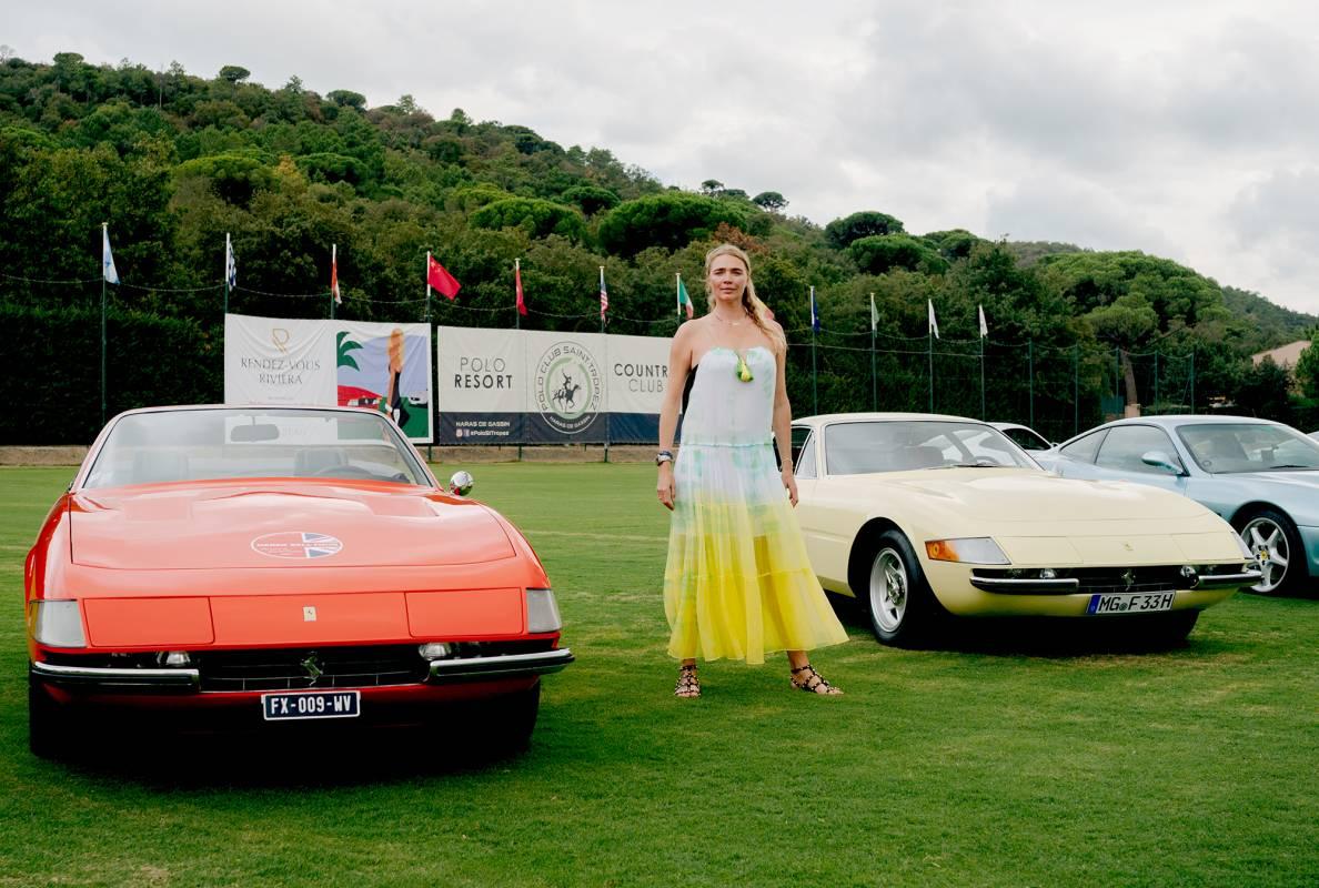 Rendez-vouz Riviera Supercars in St Tropez