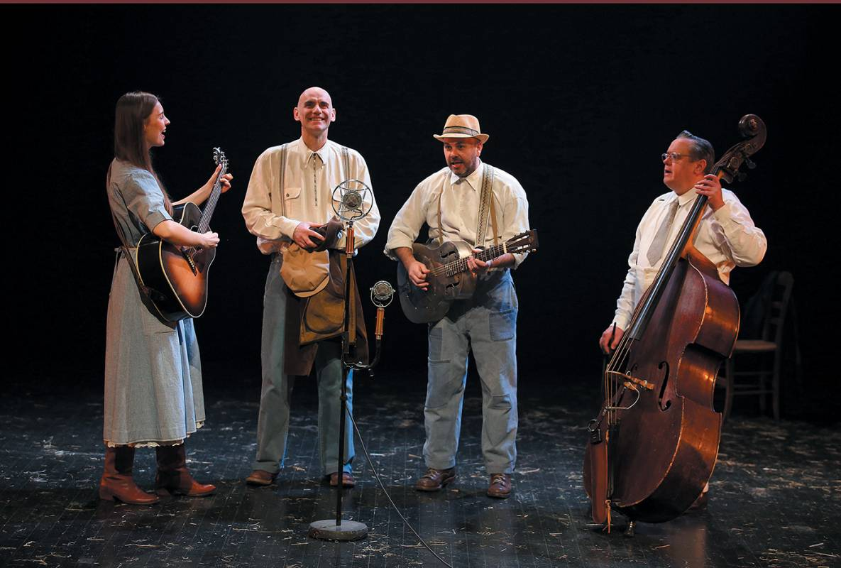 """""""The Grapes of Wrath"""" in Théâtre Princesse Grace"""